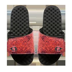 1335e4ef9551 shopaztecs - Aztec Calendar Islide Sandals