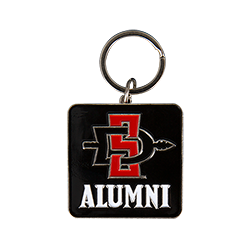 SD Spear Alumni Keytag-Black
