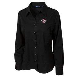 b9d9739d7a6b shopaztecs - Women s Cutter   Buck SD Spear Dress Shirt
