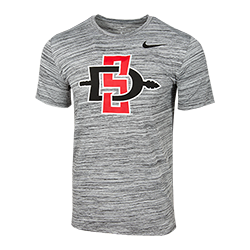 2018 Nike Sideline SD Spear Tee - Heathered Gray