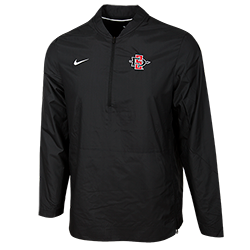 shopaztecs - 2018 Nike Sideline 1 4 Zip Jacket b0fd4862c