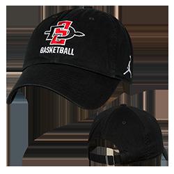b8d59864b6e5 shopaztecs - Nike Jordan SD Spear Basketball Adjustable Cap