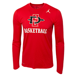 Nike Jordan SD Spear Long Sleeve Tee