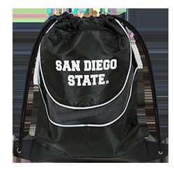San Go State Drawstring Bag