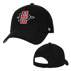Toddler SD Spear Adjustable Cap-Black