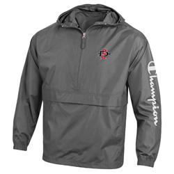 SD Spear Packable Jacket - Gray