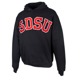 SDSU Sweatshirt-Black